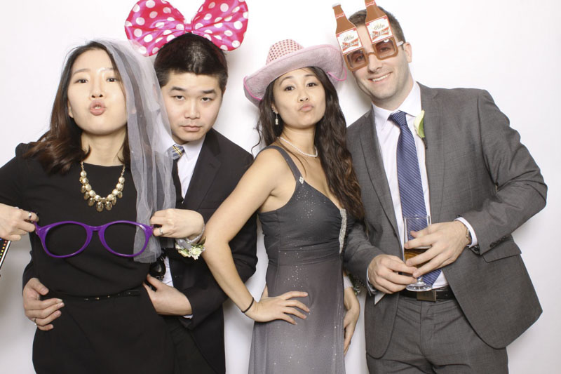 Photobooth Fun with Props
