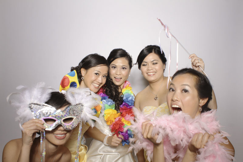 Photo Booth in angus glen gold club