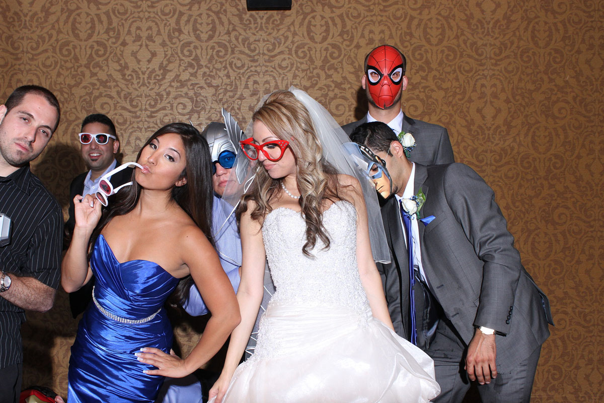 photo booth rental in downtown toronto