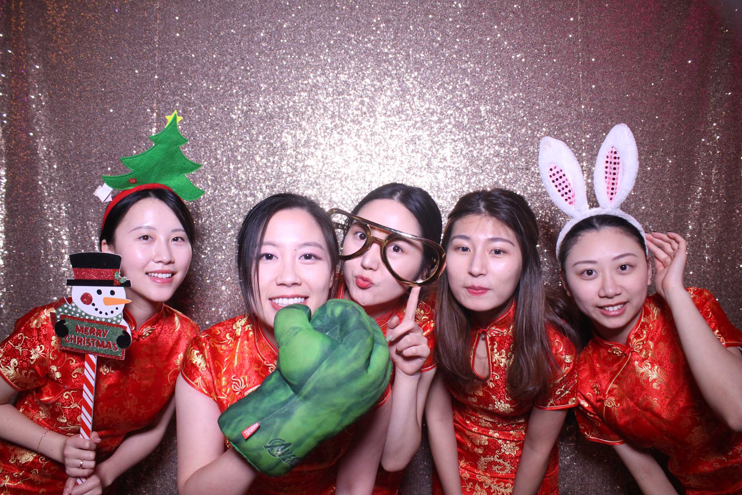Christmas Photo Booth Rental Toronto
